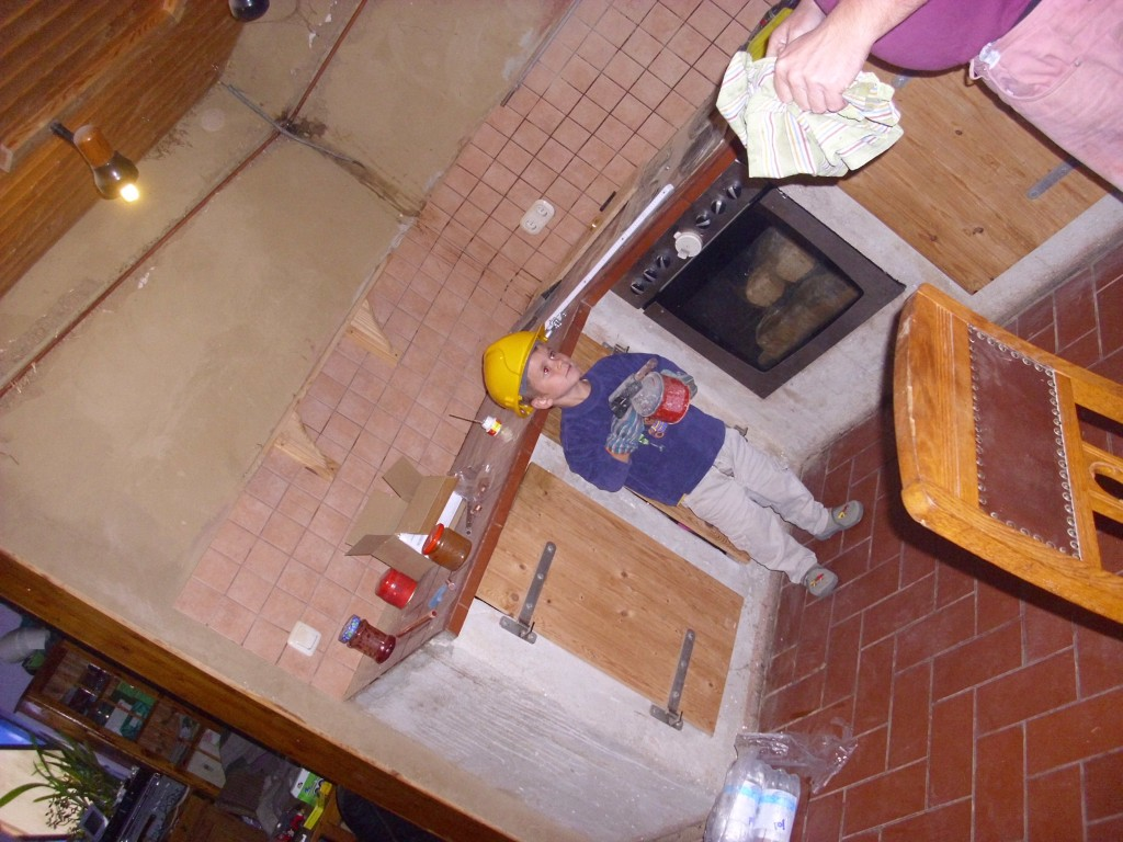 2013 Küche Warmwasser